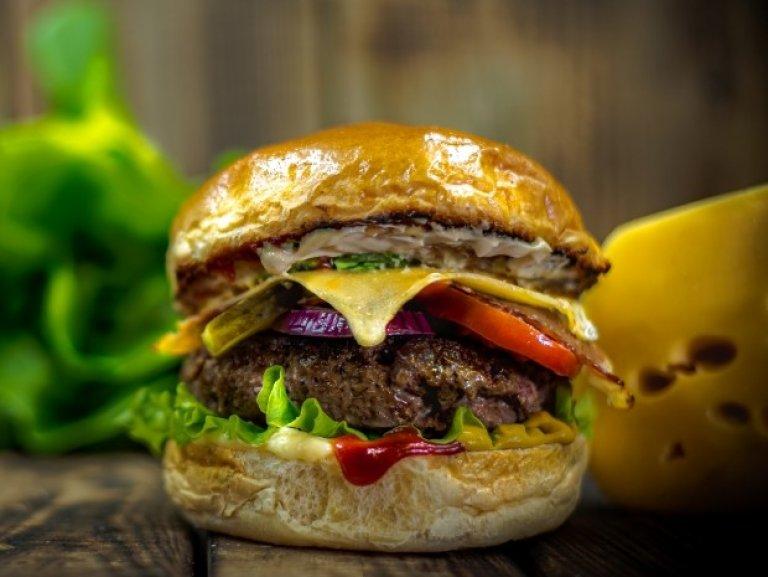 Duży burger